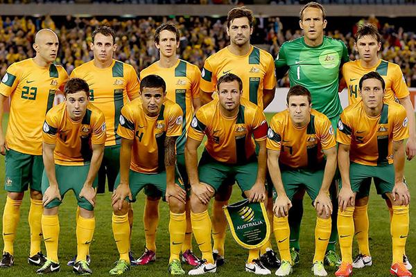 Australiens fotbollslandslag