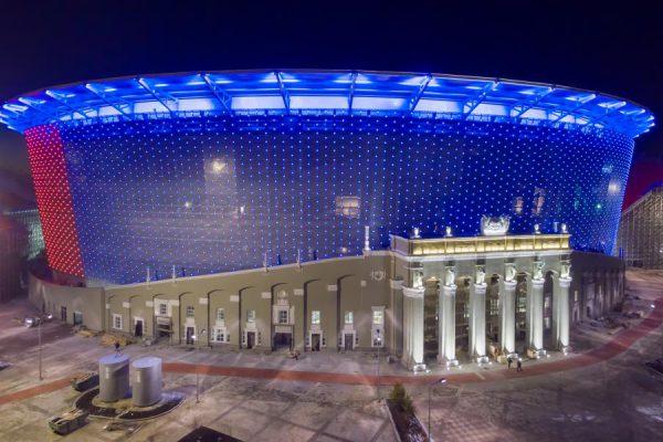 ekaterinburg arena VM Ryssland 2018
