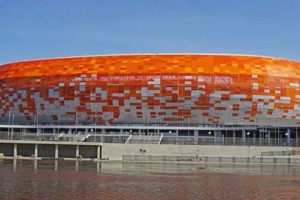 Mordoavia arena VM Ryssland 2018