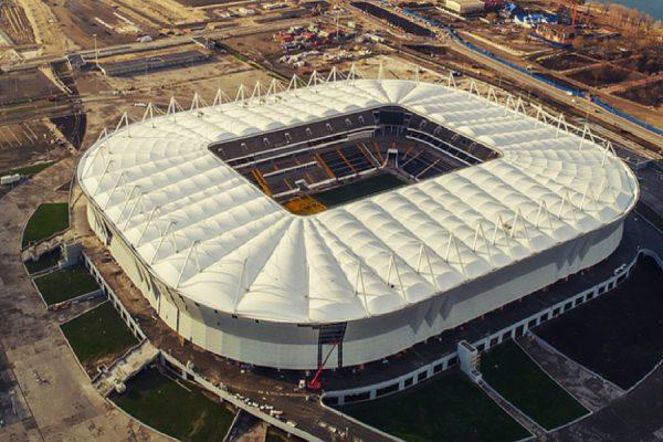 Rostov Arena VM Ryssland 2018