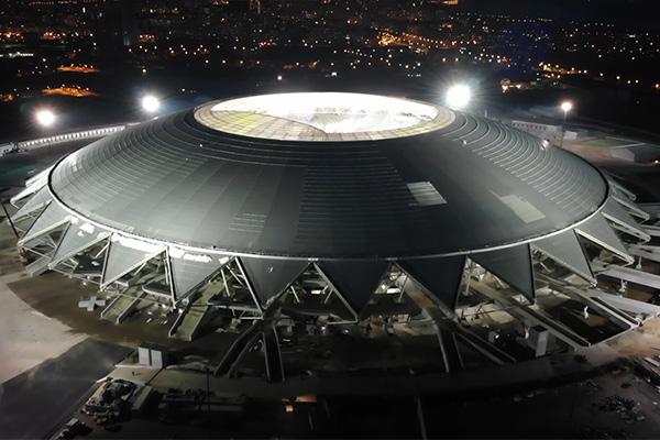 Samara Arena VM Ryssland 2018