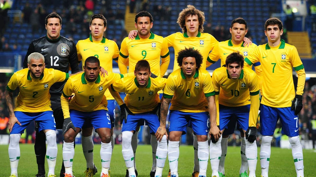 brasiliens fotbollslandslag