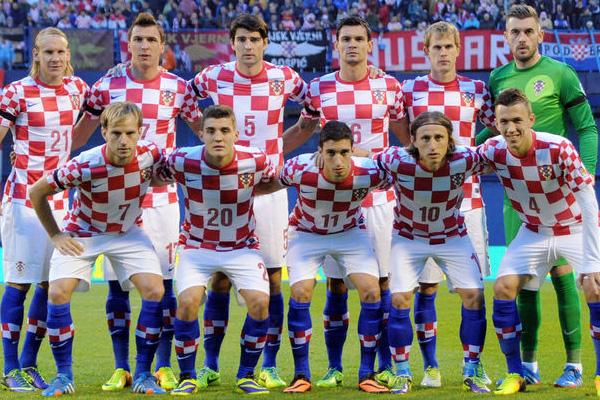 Kroatiens herrlandslag i fotboll