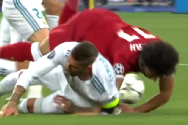Mohamed Salah Liverpool Egyptens herrlandslag