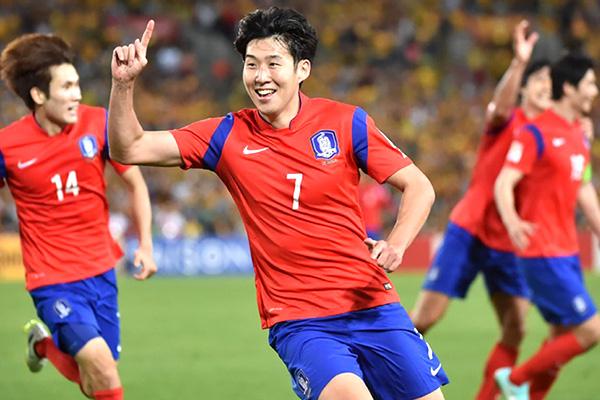 Sydkorea fotboll VM Ryssland