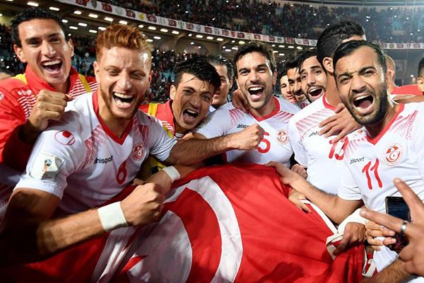Tunisien fotbolls VM